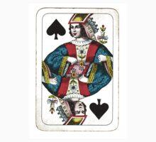 Queen of Spades by cadellin