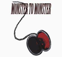Monster to Monster, locket by Jeh-Leh-Loh