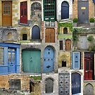 french doors in france belgium europe chic cards posters decor prints  by cathyjacobs
