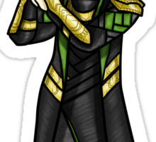 Get Loki -no text Sticker