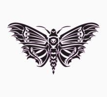 Death Moth ULTRA VIOLET by 01Graphics