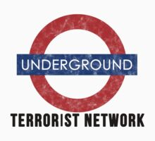 Underground Terrorist Network by beachqueen17