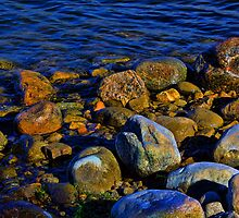 Rocks by Brenton Cooper