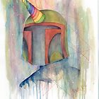 Boba Fett by EmeraldBarkley