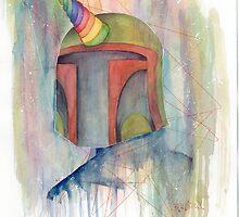 Boba Fett by EmeraldBarkley