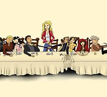 Storybrooke's Last Supper by Rosefern