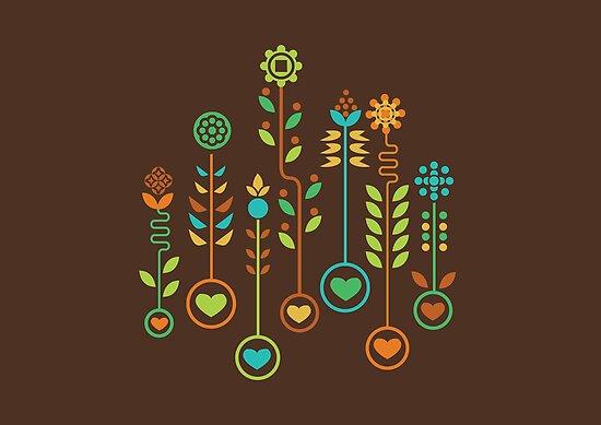 Love Garden by Budi Satria Kwan