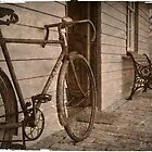 Bicycle by Jeanette Varcoe.