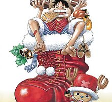 Christmas in One Piece by Magellan