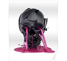 Fractured Skull Poster