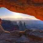 Mesa Arch by Ken Smith