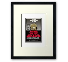 Dawn of the Dixon Framed Print