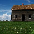 Little House On The Prairie by Mark Iocchelli