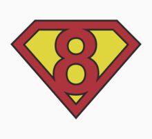 Superman 8 Kids Clothes