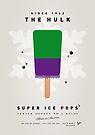 My SUPERHERO ICE POP - The Hulk by Chungkong