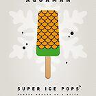 My SUPERHERO ICE POP - Aquaman by Chungkong