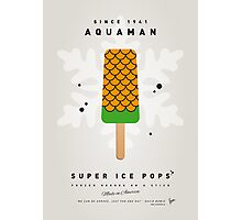 My SUPERHERO ICE POP - Aquaman Photographic Print