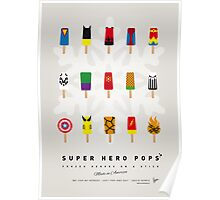 My SUPER ICE POP - Univers Poster