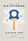 My NINTENDO ICE POP - Mini Mushroom by Chungkong