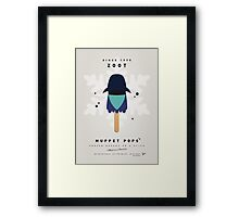 My MUPPET ICE POP - Zoot Framed Print