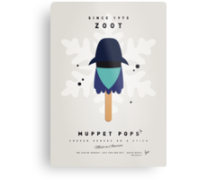 My MUPPET ICE POP - Zoot Metal Print