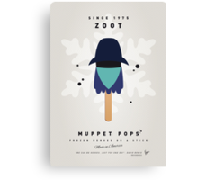 My MUPPET ICE POP - Zoot Canvas Print