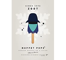 My MUPPET ICE POP - Zoot Photographic Print