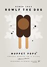 My MUPPET ICE POP - Rowlf by Chungkong
