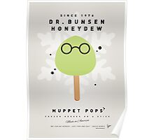My MUPPET ICE POP - Dr Bunsen Honeydew Poster