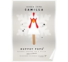 My MUPPET ICE POP - Camilla Poster