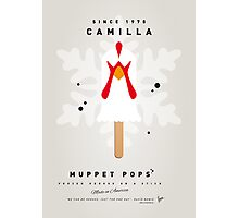 My MUPPET ICE POP - Camilla Photographic Print