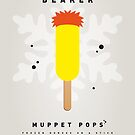 My MUPPET ICE POP - Beaker by Chungkong