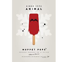 My MUPPET ICE POP - Animal Photographic Print