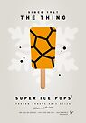 My SUPERHERO ICE POP - The Thing by Chungkong