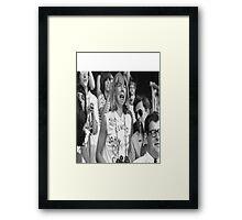 Beatlemaniac  Framed Print