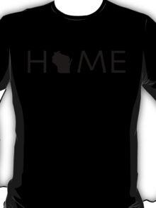 WISCONSIN HOME T-Shirt