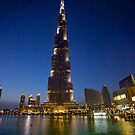Tallest building in the world by FLYINGSCOTSMAN