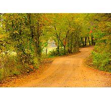 Arkansas Country Photographic Print