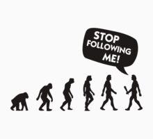 Stalker Evolution by artpolitic