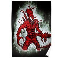 Symbiote Xenomorph Poster