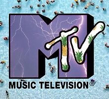 MTV • Music is life • MTV by serenag101