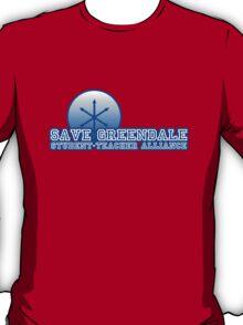 Save Greendale Student-Teacher Alliance! T-Shirt