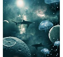 In Space . . .   Photographic Print