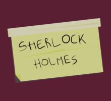 Sherlock Rizla by six-fiftyeight