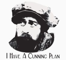 Baldrick - I Have A Cunning Plan by Proxish