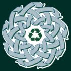 Recycle Knotwork by bigblued