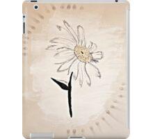 The daisy. iPad Case/Skin