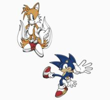 Sonic the Hedgehog by siricel1