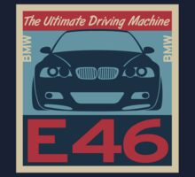 BMW E46 M3 RETRO by TheGearbox
