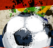 Netherlands - World Cup Brasil 2014 Collection Sticker